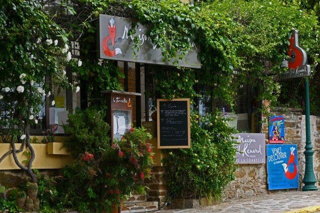 FERME - Maison Gil Renard sous la Tonnelle