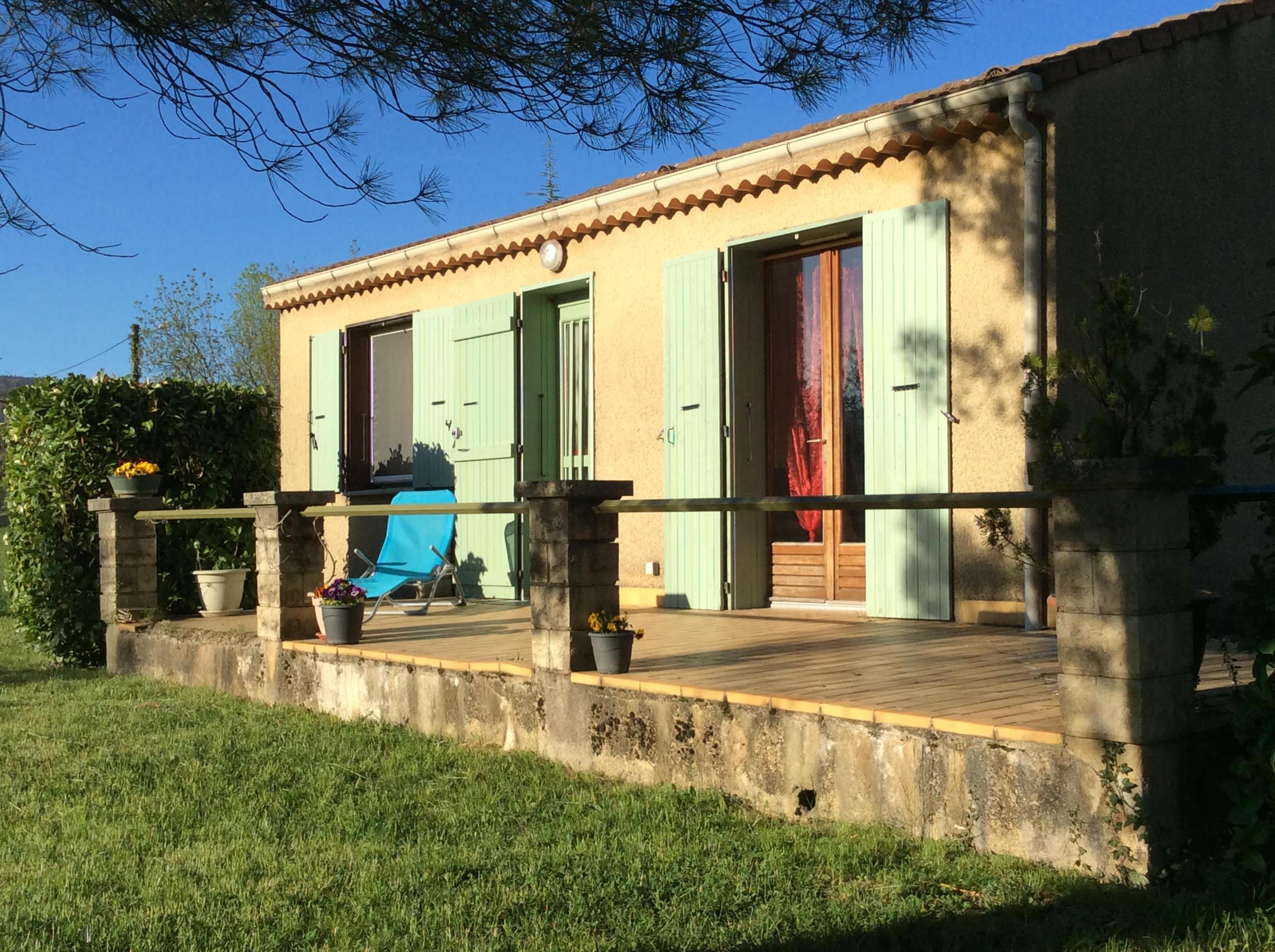 Gîtes à Privas en Ardèche Buissonnière. : Gîte Chez Emy et Seb
