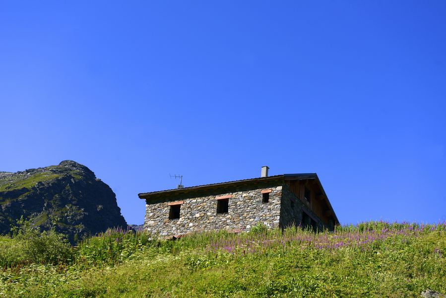 Refuge de l'Archeboc