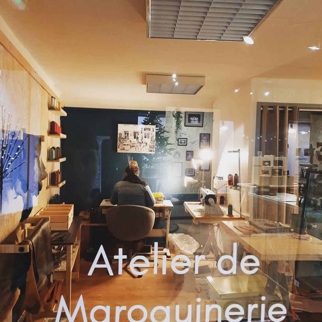 Camille Guiraud Maroquinerie