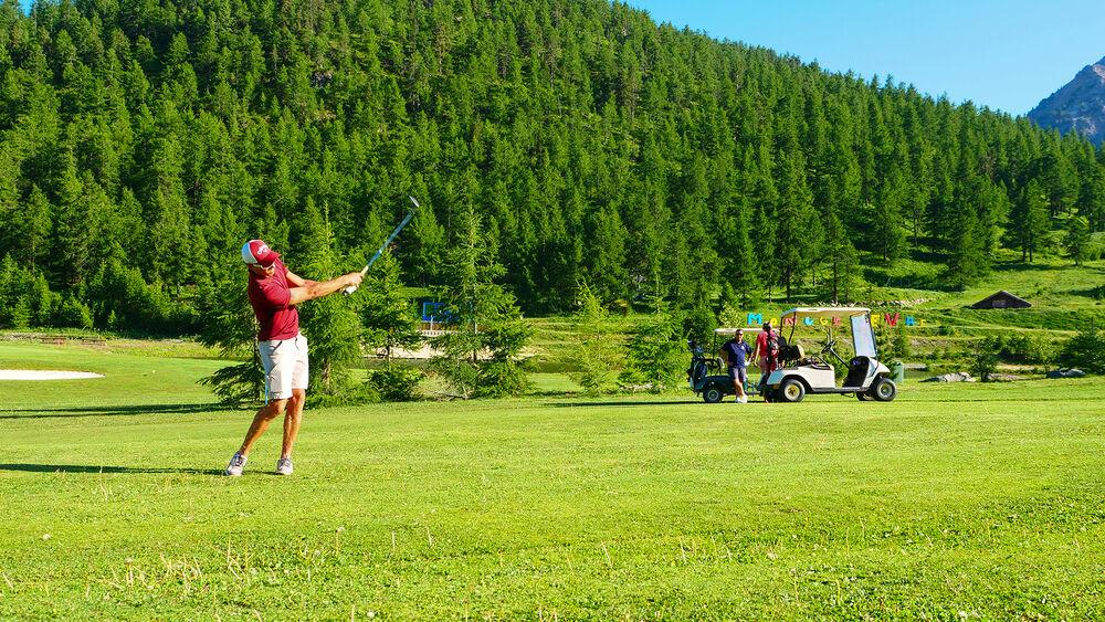 Offre Golf & Spa - Golf International de Montgenèvre - Office de Tourisme de Montgenèvre