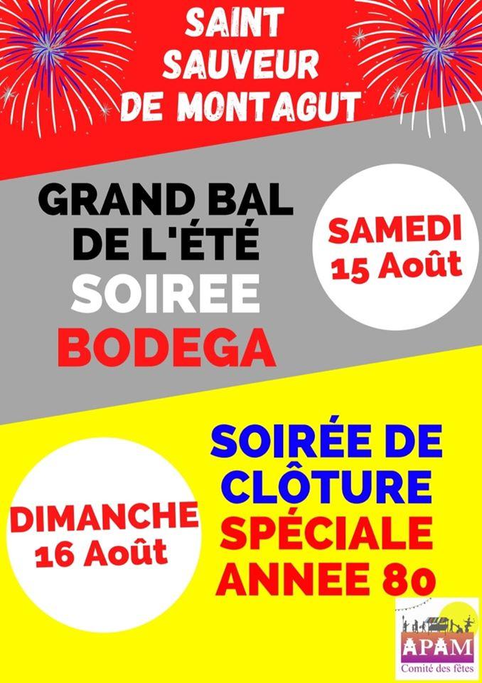 Events…Put it in your diary : Soirée de clôture : Spéciale Années 80