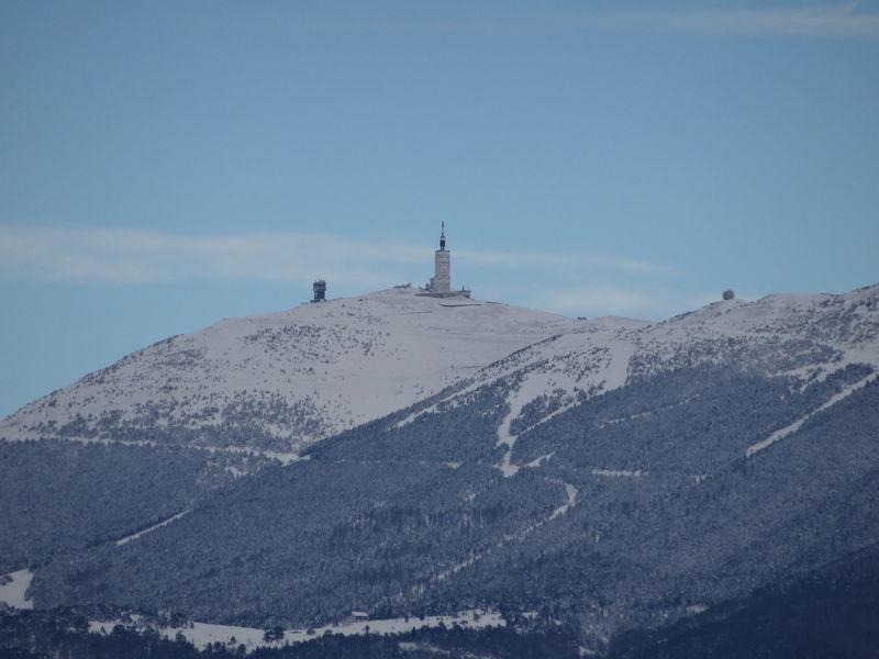 Le Mont Ventoux – Versant Nord - Beaumont-du-Ventoux