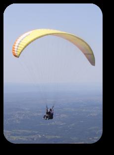 Vol en parapente - Roynac
