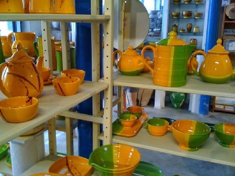 Atelier 3 Céramiques Fabrique de poterie artisanale