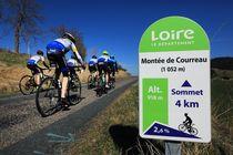 En vélo dans La Loire