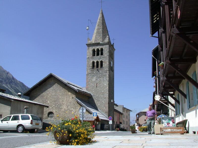 Église Saint Maurice - Office de Tourisme de Montgenèvre