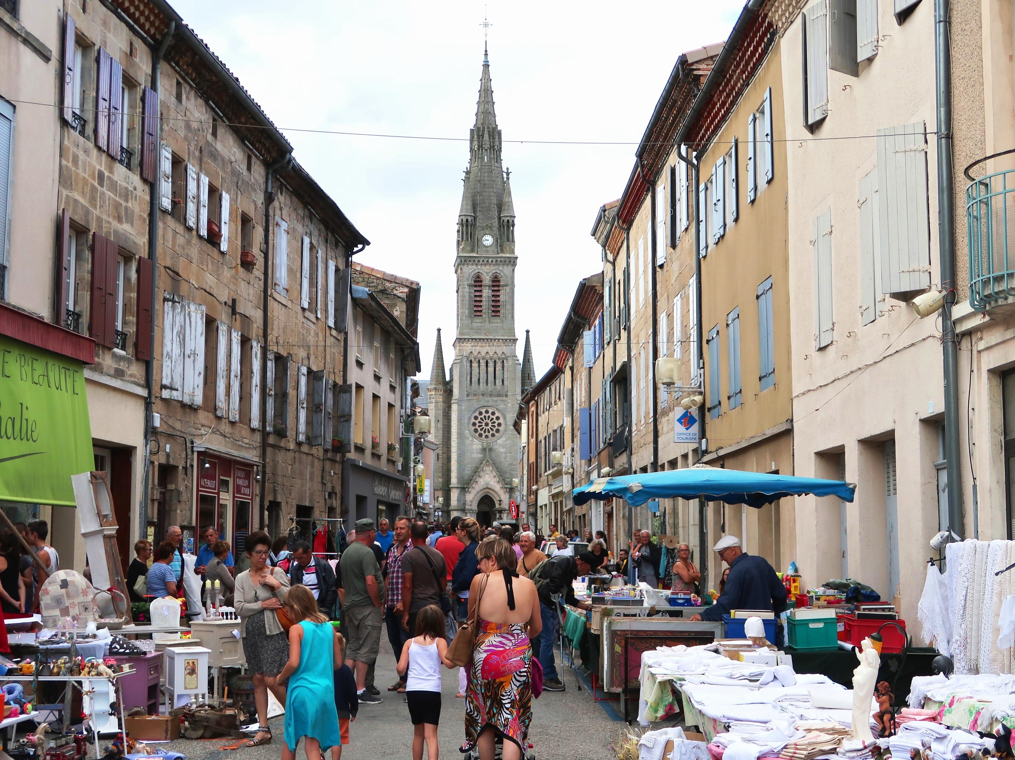 Fête du village de Vernoux-en-Vivarais : Vernoux en fête !