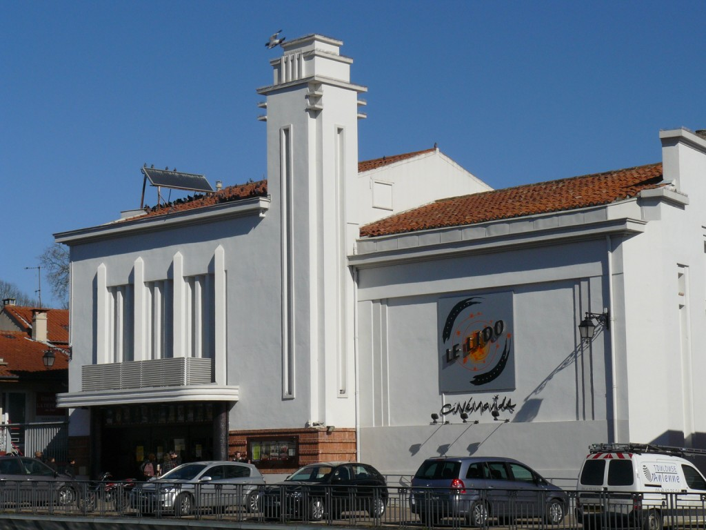 Cap'cinéma Le Lido