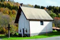Chapelle des Combes de Bonvillaret