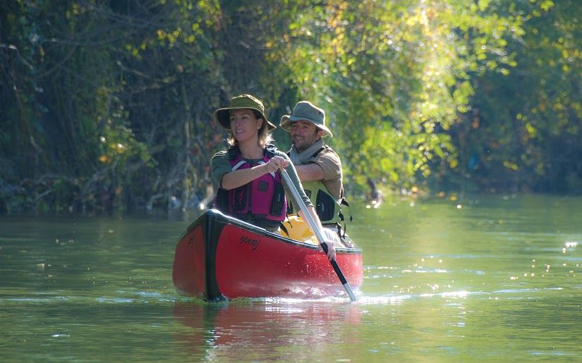 Canoe and Kayak trips in South Essonne