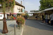 Marché hebdomadaire Albens Haute Savoie