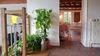 Entrée salle du restaurant Ⓒ Auberge St Martin Coulandon