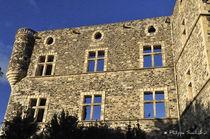 Visite du château d'Alba - Alba-la-Romaine