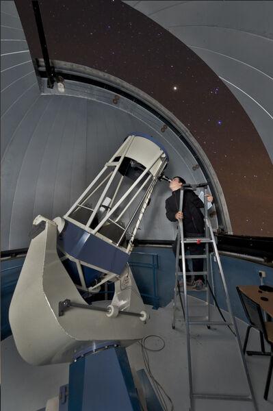 Soirée découverte au Centre d\'Astronomie