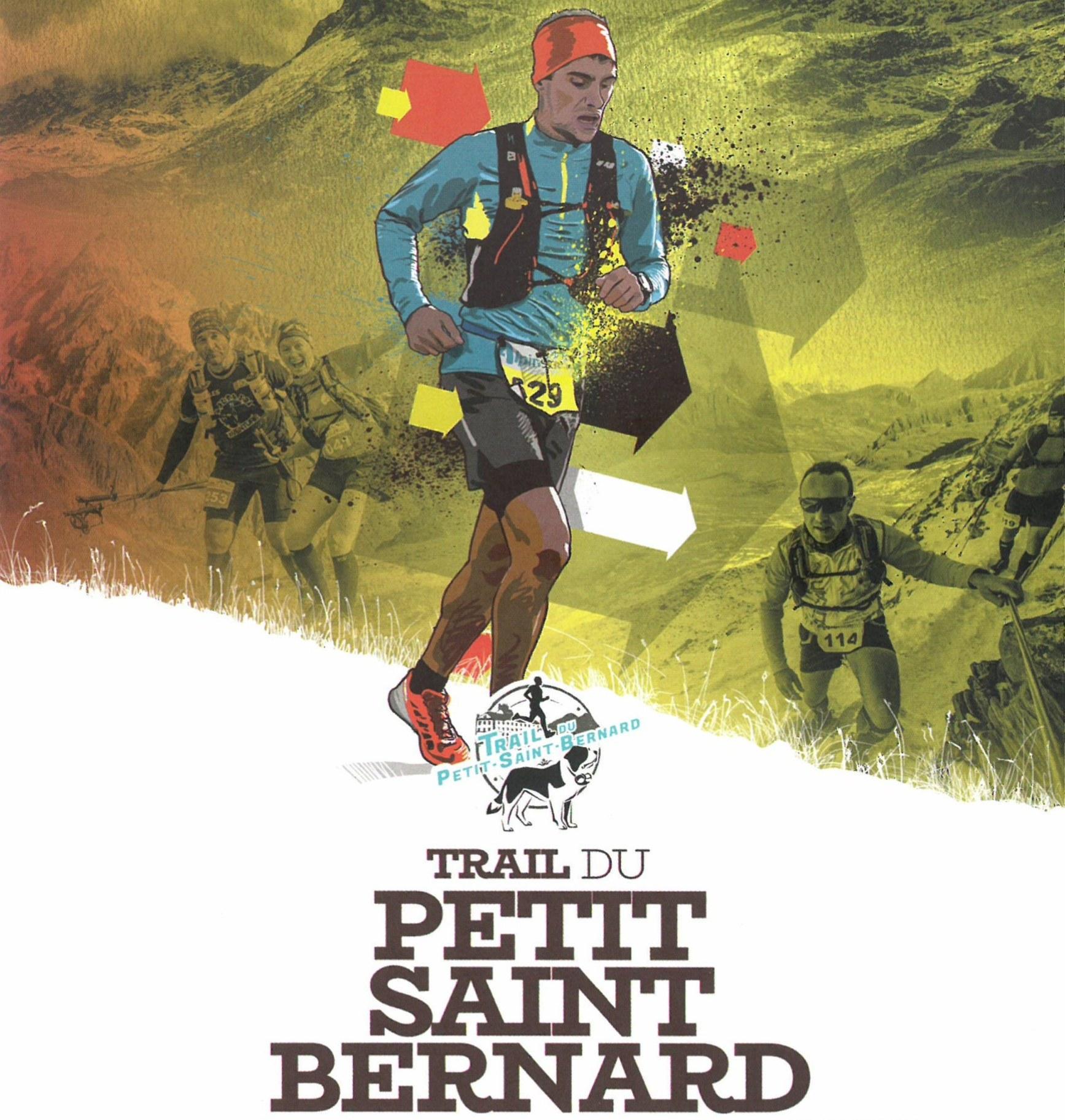 Trail du Petit Saint-Bernard