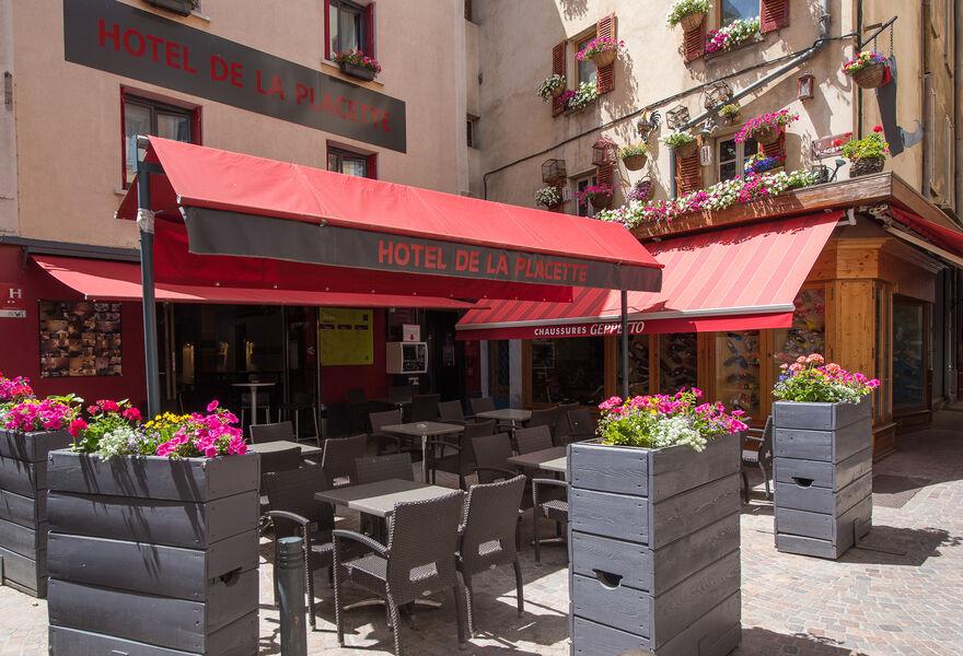 Hôtel de la Placette