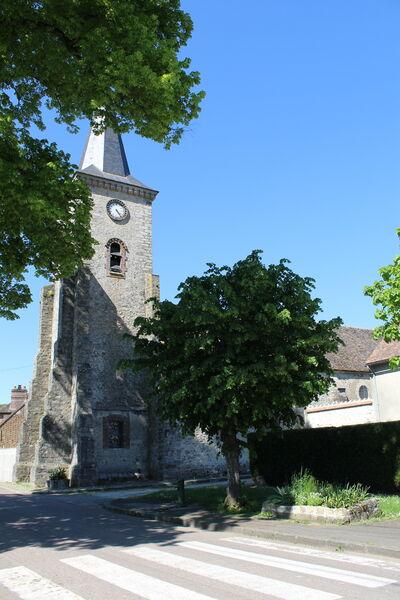 église de Villebéon