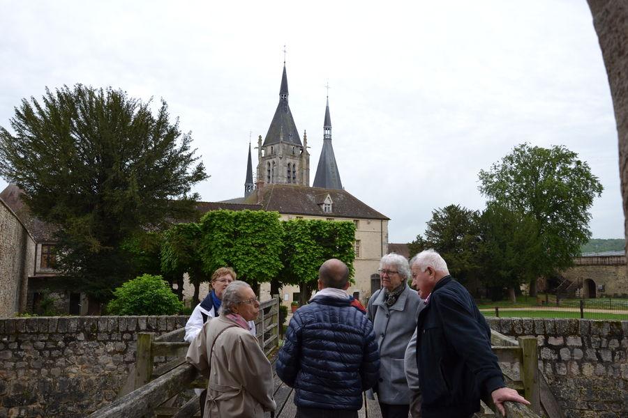 Visites guidées du château