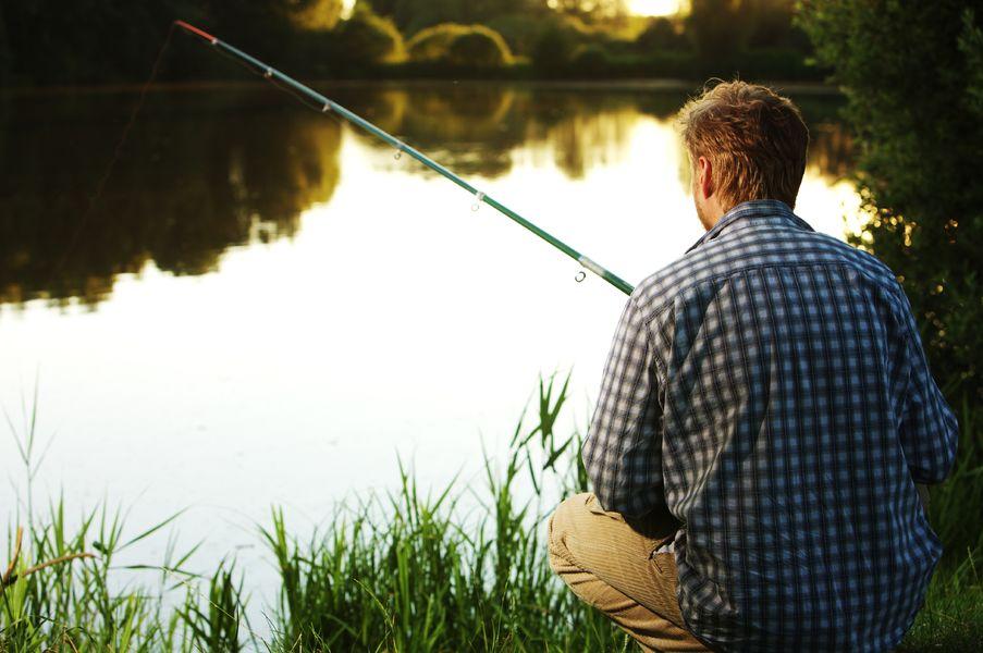 Ouverture de la pêche au Lac - permis journaliers