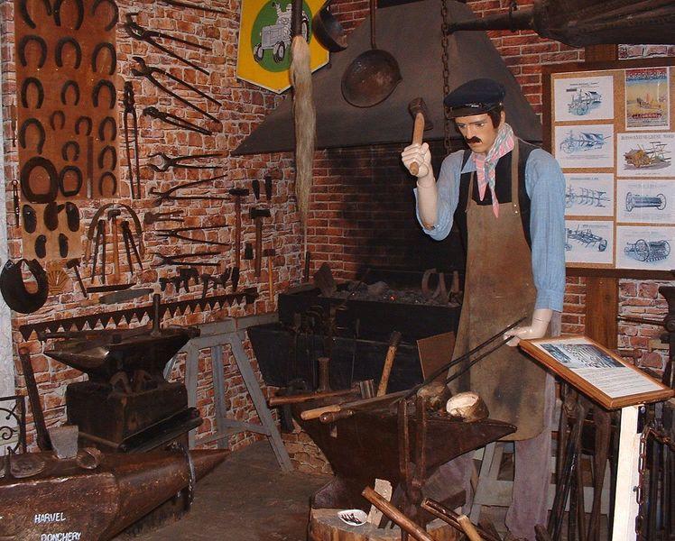 Bouray et son histoire - A la rencontre des vieux métiers