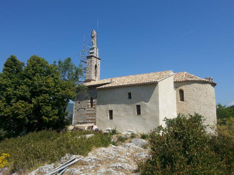 Chapelle Notre-Dame du Roc