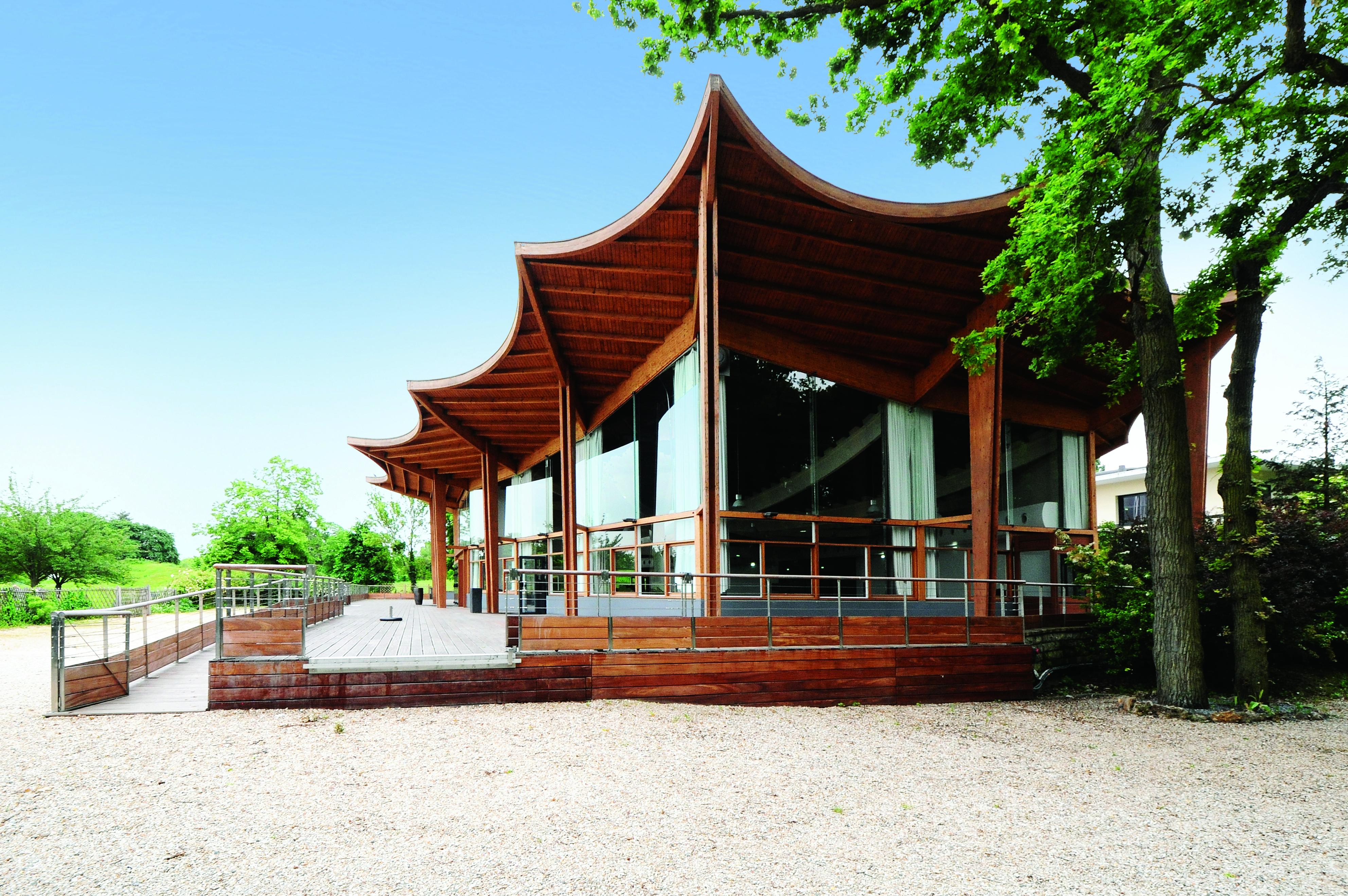 Pavillon Chesnaie du Roy