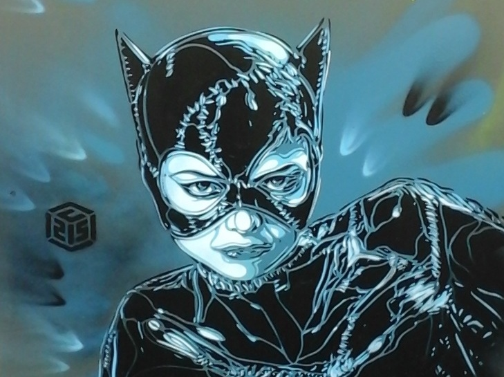 Catwoman - C215