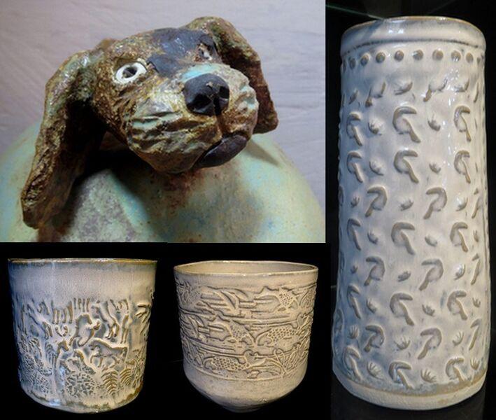 Céramiques Chris Dupuy Joly