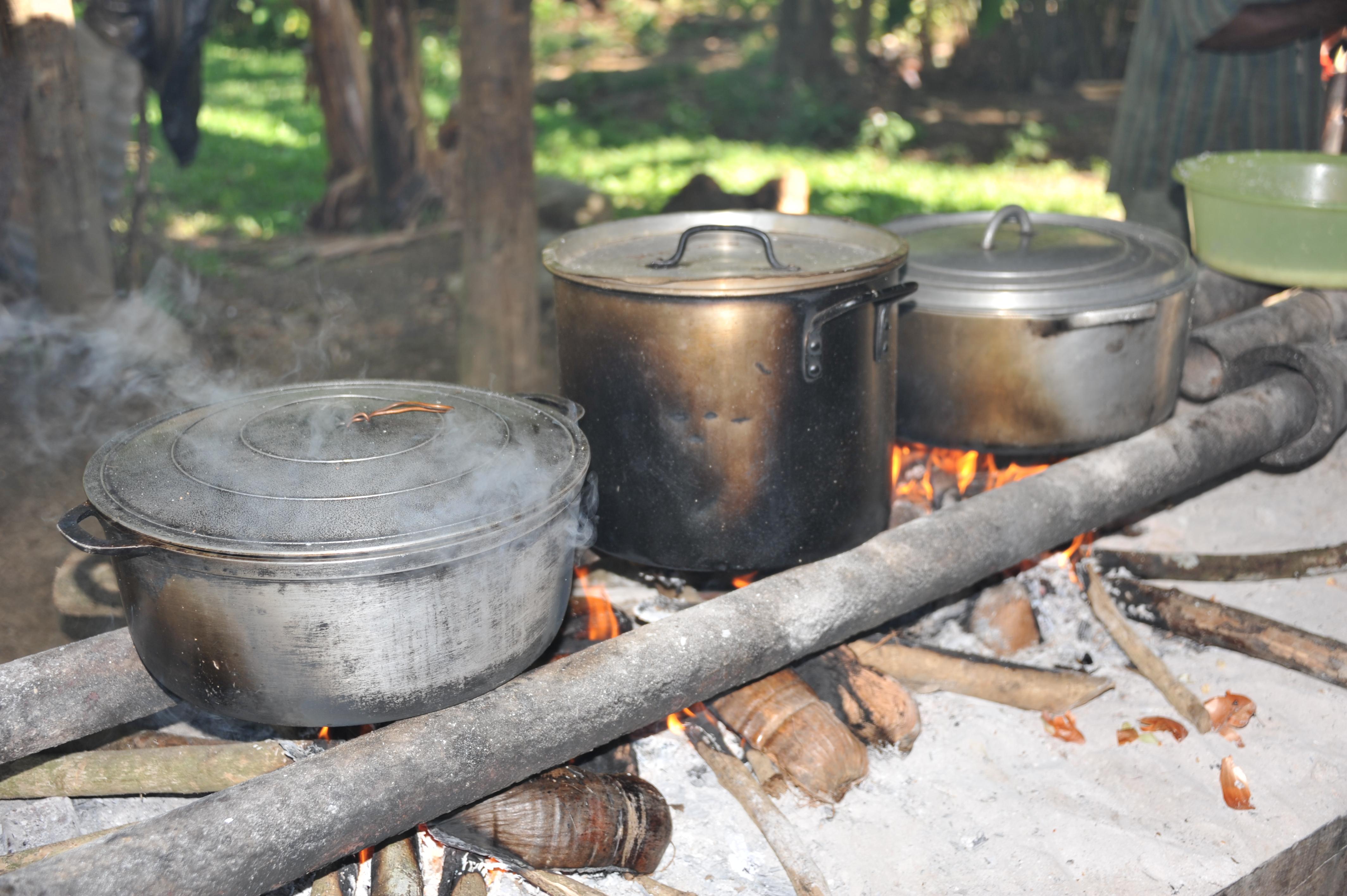 GR® NORD Étape n°1 :  De la tribu de Napoepa à la tribu de Câba (Tchamba)