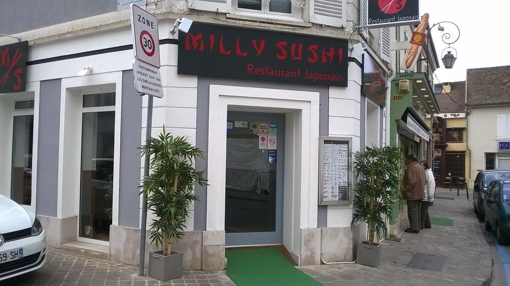 Milly sushi office de tourisme de milly la for t vall e de l cole vall e de l essonne - Office tourisme milly la foret ...