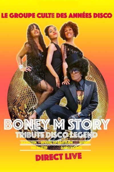 Concert Boney M Story