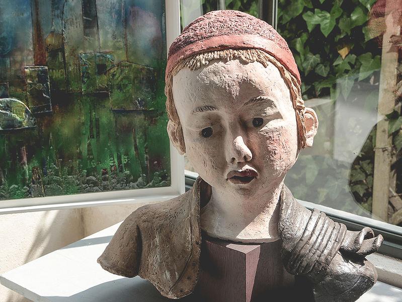 Anmarie Léon Sculpteur