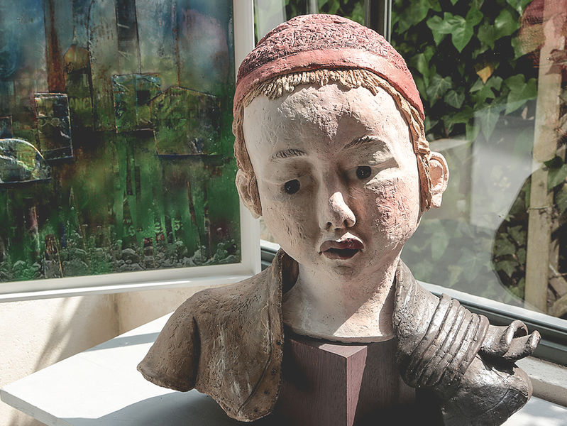 Anmarie Léon Sculptures