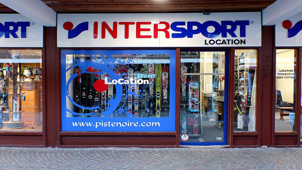 INTERSPORT PISTE NOIRE