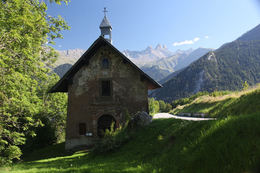 Chapelle des Vilards