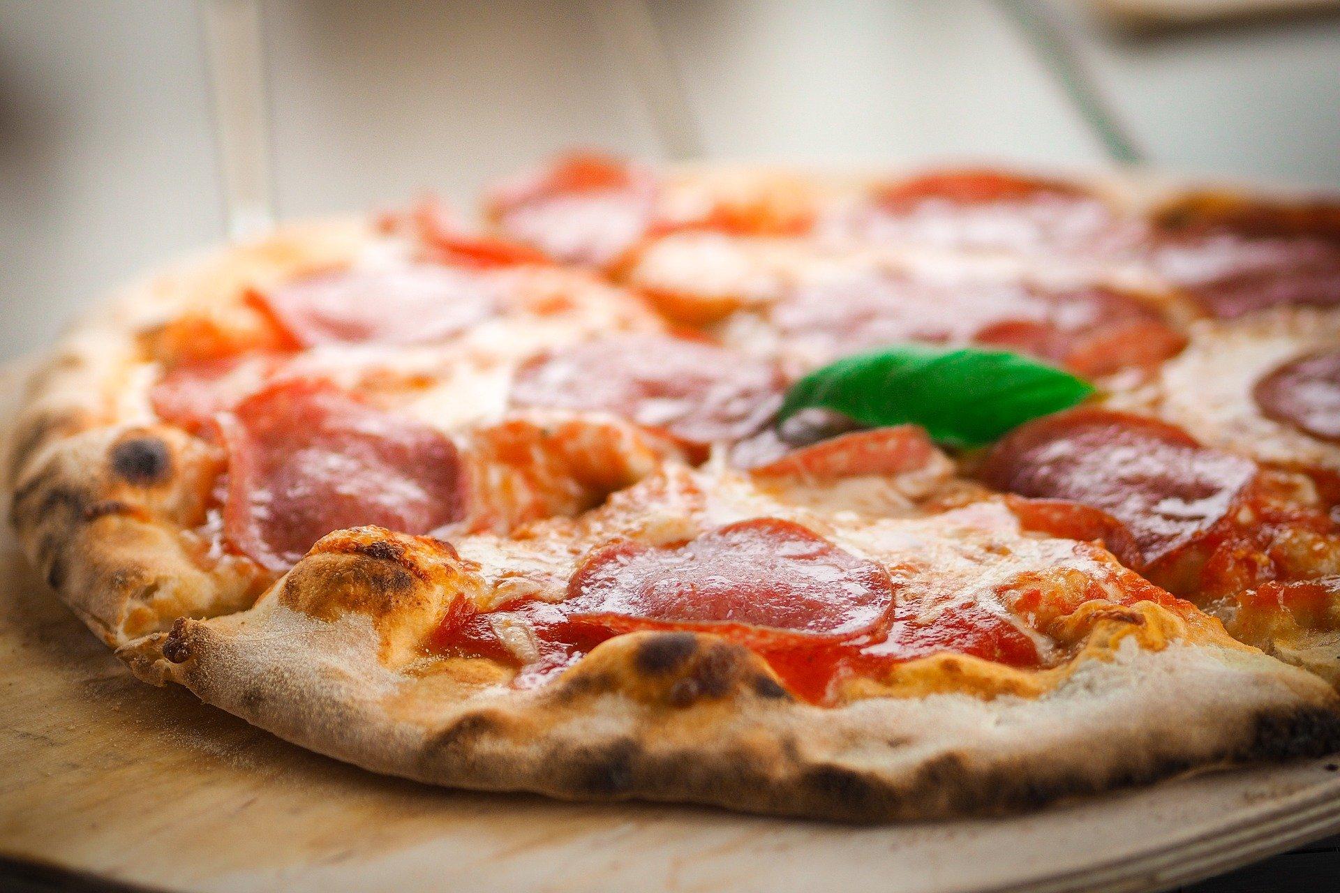 Mammamia Pizza