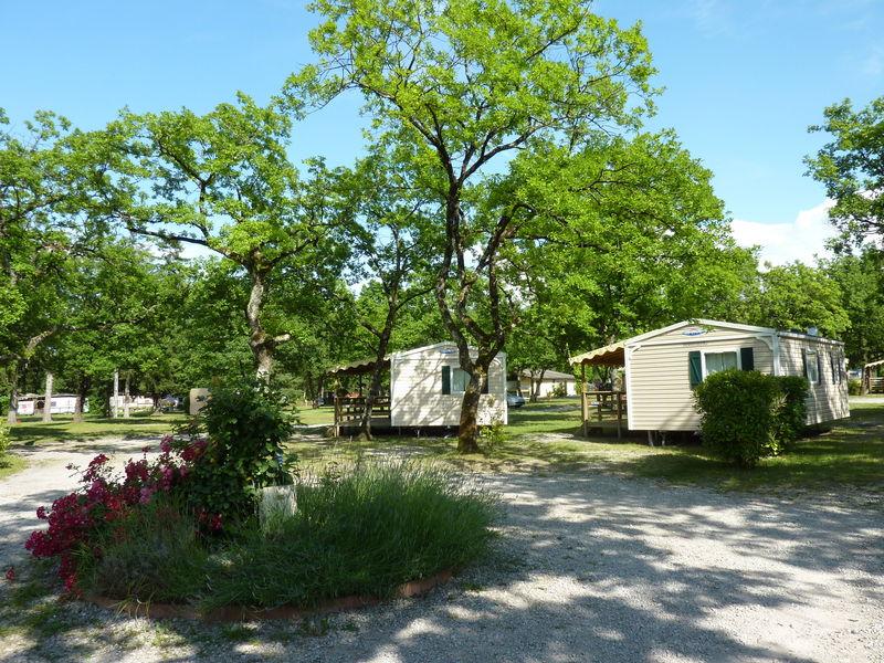 Mobilhomes - Camping Saint-Disdille
