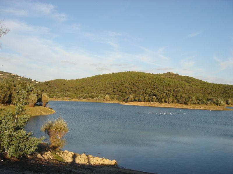 Autour du Lac du Trapan