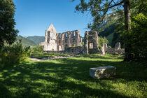 Journées du patrimoine à l'Abbaye d'Aulps