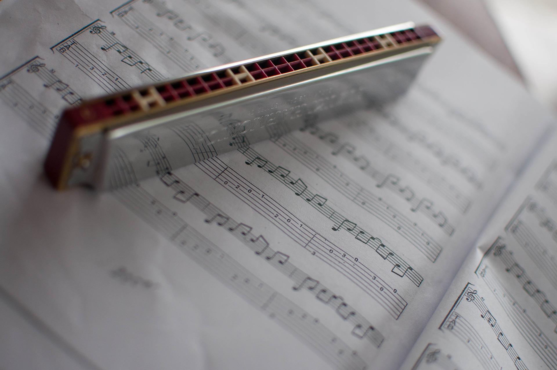Atelier harmonica