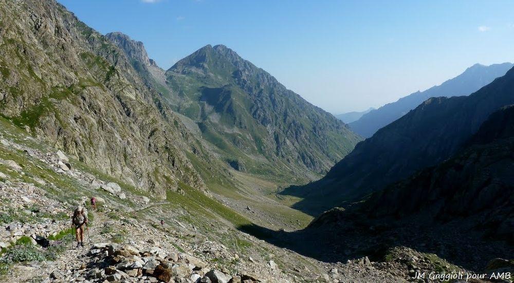 Grande Traversée des Alpes en liberté - De Larche à Menton