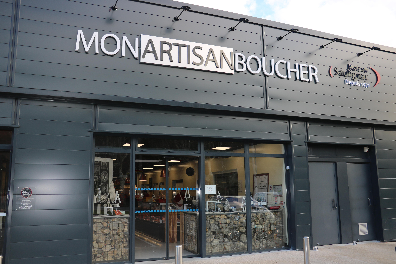 Souvenirs gourmands : Mon Artisan Boucher