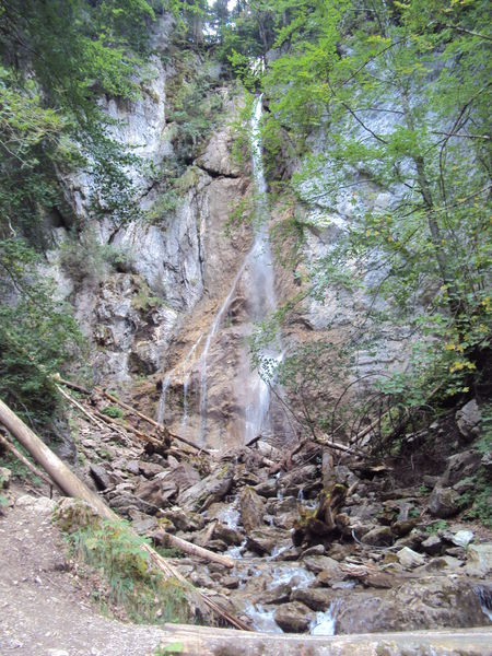 Randonnée : Sur Bayard par la Cascade