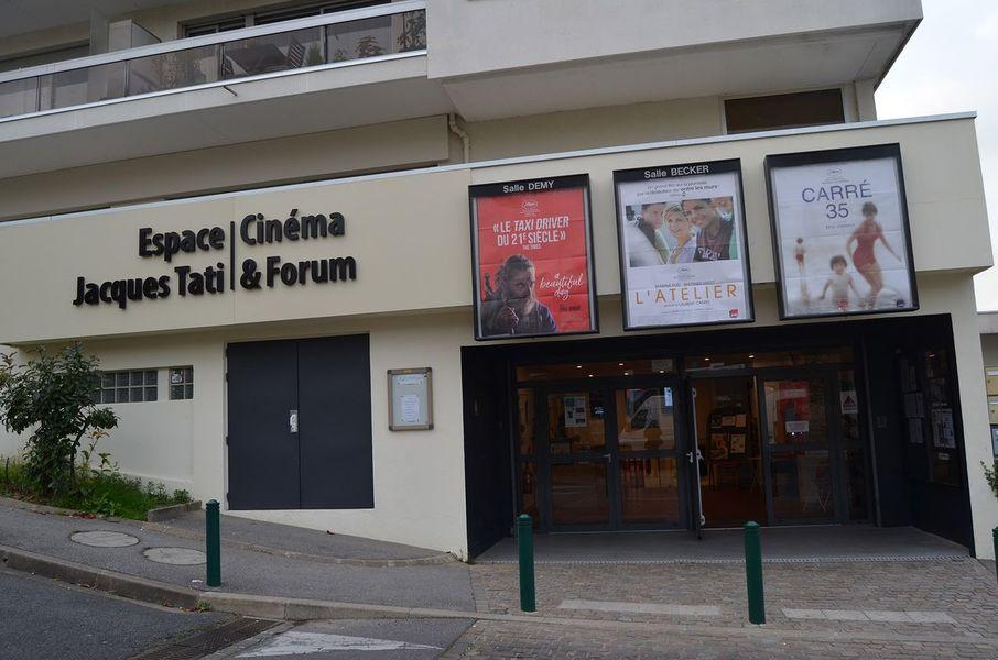 Cinéma Espace Jacques Tati