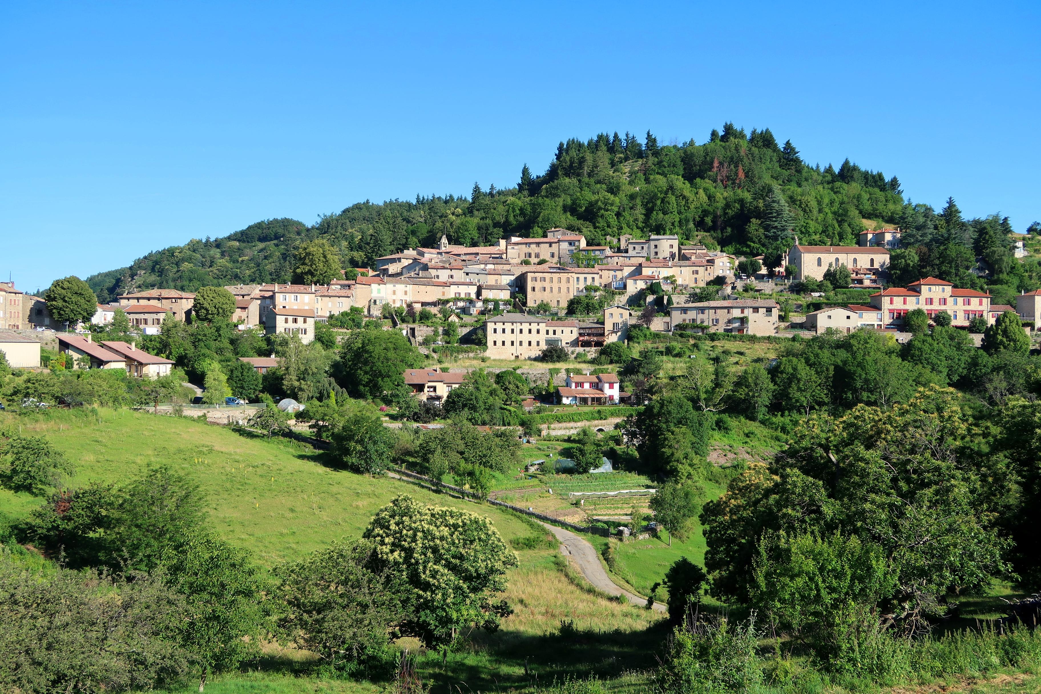 Rendez-vous futés ! : Journées européennes du patrimoine : conférence sur l'ancien château de Chalencon