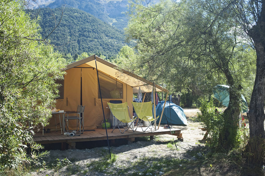 Chalets Huttopia Bourg Saint Maurice