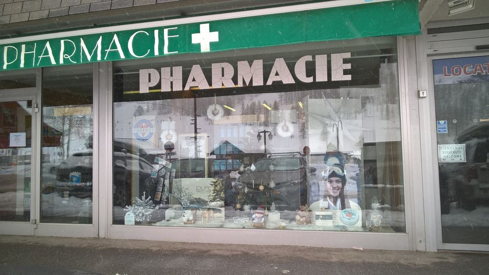 Pharmacie Serre - Montgenèvre - Pharmacie Serre - Montgenèvre - Pharmacie Serre - Montgenèvre