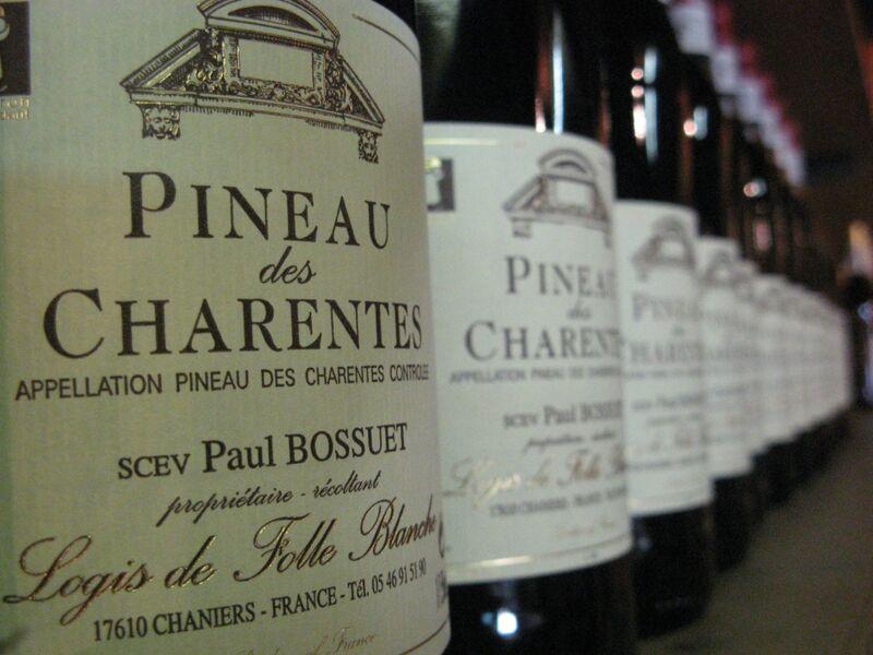 Visites de la distillerie Pineau Cognac Bossuet