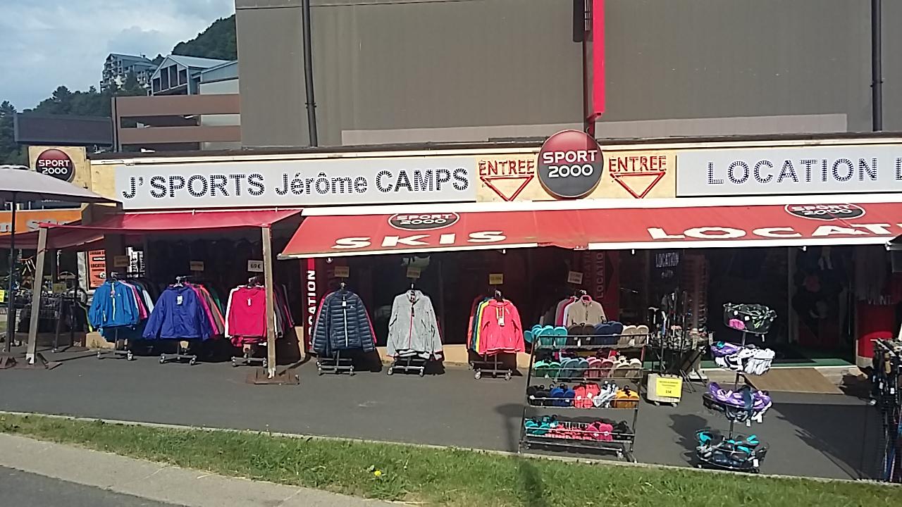 J'Sports Sport 2000 - Centre